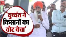 सरकार MSP की गारंटी का कानून बनाए, हम अपना आंदोलन वापस ले लेंगे- गुरनाम सिंह चढूनी