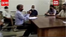 ईसपुर सहकारी सभा के जमाकर्ताओं ने जड़े बड़े घोटाले के आरोप