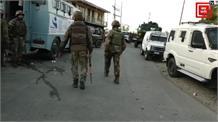 बडगाम जिले के चारर शरीफ इलाके में एनकाउंटर जारी... एक आतंकवादी मारा गया