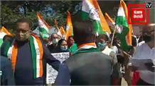 Live: कृषि सुधार बिल के खिलाफ शिमला में कांग्रेस का विरोध प्रदर्शन