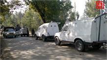बडगाम के चडूरा में सुरक्षाबलों हमला... सीआरपीएफ का एक जवान शहीद