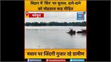 Bihar: मधेपुरा में बाढ़ का पानी घुस जाने से कई वार्ड जलमग्न, दाने-दाने को मोहताज बाढ़ पीड़ित