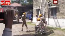 आतंकी हमले से पहले Hamirpur में बचाव की Training, Mock Drill में 3 आतंकी ढेर एक Arrest
