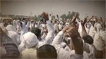 किसानों के तीन घंटे के जाम में शामिल हुए महम से निर्दलीय विधायक बलराज कुंडू