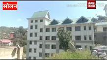 नगर निगम के विरोध में 84 गांव के लोगों ने प्रशासन को सौंपी आपत्तियां