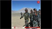 लद्दाख पहुंचने से पहले रोने लगे चीनी सैनिक, यहां देखें वायरल वीडियो