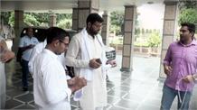 किसान विधेयकों के विरोध पर बोले JJP नेता दिग्विजय चौटाला, पर्दे के पीछे से खेल रही है कांग्रेस