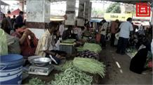कोरोना कहर के चलते सरगुजा में लगा 1 हफ्ते का लॉकडाउन, किसान और मजदूर वर्ग पर छाया रोजी-रोटी का संकट