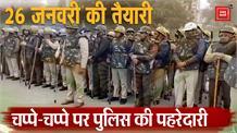 Karnal में 26 जनवरी को लेकर तैयारियां पूरी, चप्पे चप्पे पर पुलिस की रहेगी तैनाती