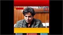 Azam Khan की पत्नी से मिले कांग्रेस नेता इमरान प्रतापगढ़ी, बोले- जौहर यूनिवर्सिटी को बचाना होगा