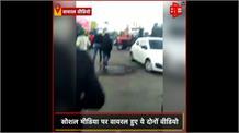 Singhu Border पहुंचे Deep Sidhu को किसानों ने पकड़ा, फिर भाग खड़ा हुआ, Video Viral