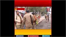 गौकश को पकड़ने गई पुलिस पर महिलाओं ने किया पथराव, दारोगा और सिपाही घायल