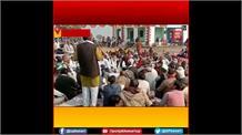 मिर्ज़ापुर में हुई किसानों की महापंचायत, 23 जनवरी को UP के राजभवन का घेराव करेंगे किसान