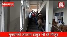 BJP राष्ट्रीय अध्यक्ष जेपी नड्डा व CM जयराम ठाकुर ने जाना एनएल नड्डा का हाल,