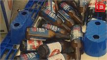 शराब पर भी कोरोना का असर ! बड़ी मात्रा में इंग्लिश बीयर को किया नष्ट