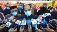 गणतंत्र दिवस समारोह के बाद मुख्यमंत्री का मीडिया से संवाद