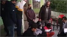 सलूणी में 5.58 ग्राम हेरोईन के साथ दबोचे 4 युवक