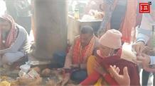 पंचायतीराज चुनावों में जीत के बाद मां नयना के दर पहुंच रहे प्रत्याशी