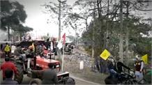 Modi के मंत्री का दावा, किसानों की आड़ में दंगे और हिंसा फैलाने की कोशिश