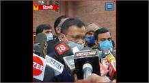 Delhi में Corona Vaccination शुरू होने पर दिल्ली CM केजरीवाल की प्रतिक्रिया