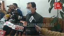 #Live: विपक्ष के 5 विधायकों का निलंबन निरस्त, सुनिए क्या कह रहे सुरेश भारद्वाज