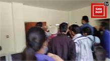 करनाल हंगामा नगर निगम मीटिंग में पार्षदो का बायकाट मीडिया को नही मिली एन्ट्री