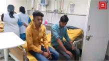 शहर में सक्रिय बुलेट गैंग का कारनामा, दो छात्रों को बुरी तरह पीटा