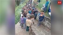 चुराह में गौवंश की हत्या का मामला, उग्र हुए ग्रामीणों ने उचित कार्रवाई की उठाई मांग