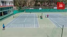 Live: ऑल इंडिया टेनिस प्रतियोगिता का सोलन में शुभारंभ, देश भर के 64 खिलाड़ी ले रहे भाग