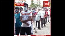 छिटपुट हिंसा के बीच पश्चिम बंगाल के 45 सीटों पर हो रहा है मतदान
