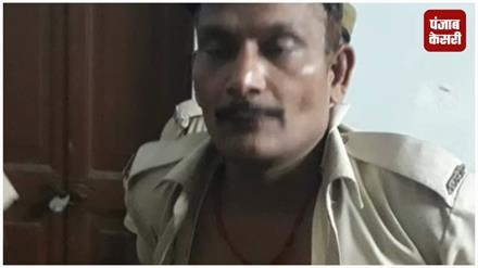 नशे में धुत जीआरपी जवान ने साथी पर चलाई गोली, ट्रेन में जमकर किया हंगामा