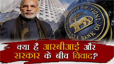 All About #RBI Vs Government Tussle