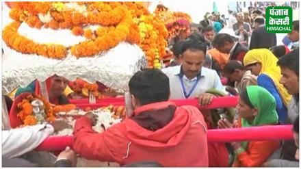 अंतर्राष्ट्रीय रेणुका जी मेला का विधिवत आगाज, सीएम ने प्रदेशवासियों की दी शुभकामनाएं