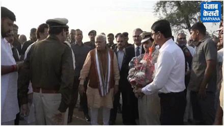 हरियाणा आ रहे PM मोदी, सुरक्षा इंतजामों को लेकर DGP से खास बातचीत