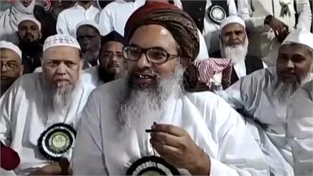 दुनिया भर के मुस्लिमों से बेहतर है भारत का मुस्लिम- महमूद मदनी