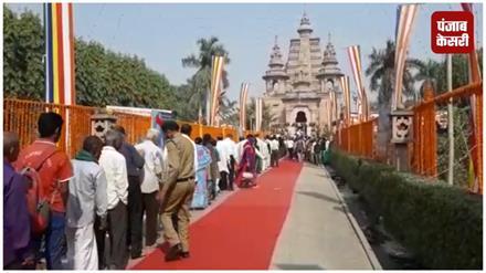 सारनाथ के मूलगंध कुटी मंदिर का 87 वार्षिकोत्सव का आयोजन, भगवान बुद्ध के दुर्लभ अस्थियों के हो सकेंगे दर्शन