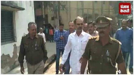 माखी रेप कांड से चर्चा में आए पीड़िता के चाचा महेश सिंह को भेजा गया जेल