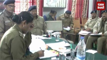 अल्मोड़ा में अब अपराधियों को खैर नहीं, SSP ने बनाई रणनीति