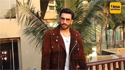 Ranveer Singh gate crashes wedding in Mumbai