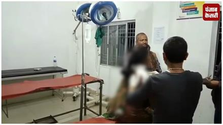 शर्मसारः देवर ने किया भाभी पर धारदार हथियार से हमला, हालत गंभीर