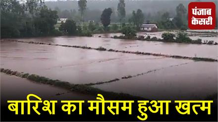 विभाग ने हल्की बारिश की जताई संभावना, कृषि विशेषज्ञों ने किसानों को दी सलाह