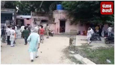 घरेलू विवाद में महिला ने मासूम संग खुद को लगाई आग, जलने से दोनों की मौत