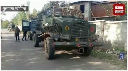 जवानों की हत्या के बाद आतंक के खात्मे की ओर सेना, दक्षिणी कश्मीर के 8 गांवों में चलाया कासो