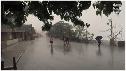 फिर आसमान से बरसेगी आफत, मौसम विभाग ने जारी किया रेड अलर्ट