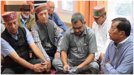 फोरलेन संघर्ष समिति ने फूंका आंदोलन का बिगुल, 2 अक्टूबर से क्रमिक अनशन