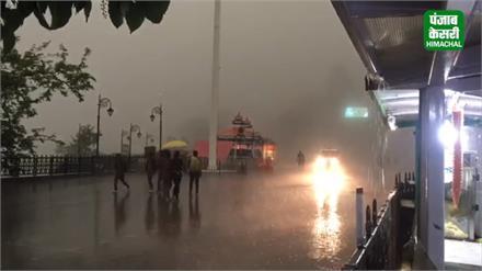 हिमाचल में सितंबर में बारिश ने तोड़ा 15 साल का रिकॉर्ड