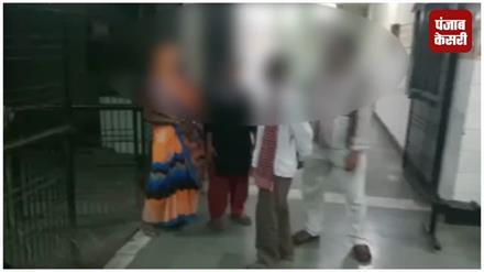 चारा लेने गई किशोरी के साथ दुष्कर्म, जांच में जुटी पुलिस