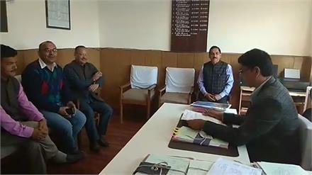 Live बढ़ी उपचुनाव की गर्मी,कांगेस चुनाव आयोग के द्वार पहुंची