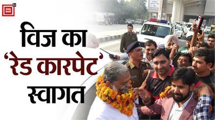 Anil Vij दूसरी बार बने कैबिनेट मंत्री,