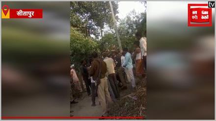 दरोगा और ग्राम प्रधान के बीच तीखी नोकझोंक, गांव में आग लगा देने की दी गई धमकी